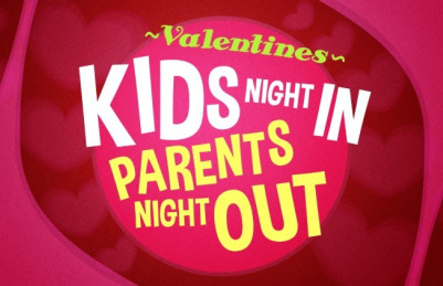 Valentine's Parent Night Out!