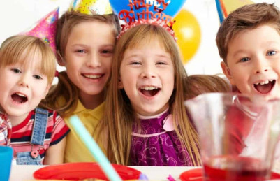 Book your Birthday Party :)