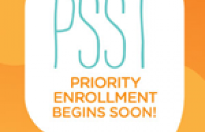 Priority Enrollment - Aug 6-11