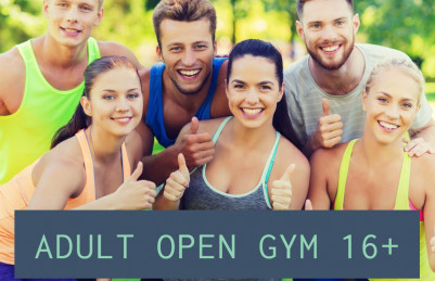 Adult Open Gym 16+