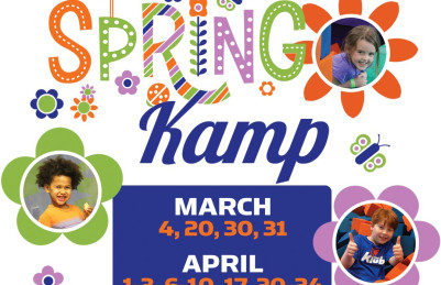 Join us for Spring Kamp!