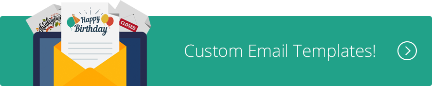 Custom Email Templates